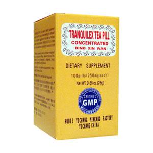 Tranquilex Tea Pill - Ding Xin Wan