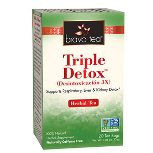 Triple Detox Herbal Tea