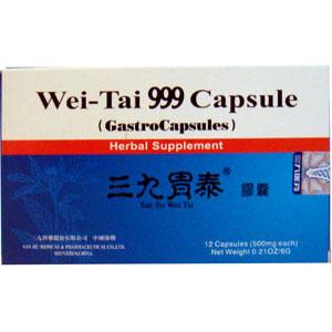 Wei-Tai 999 Gastro Capsule