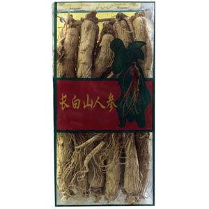 Chinese Ginseng Roots