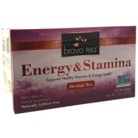 Energy and Stamina Herbal Tea