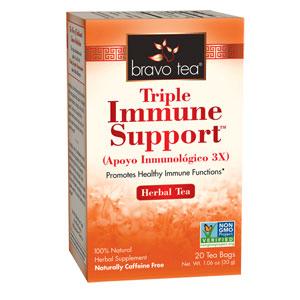 Triple Immune Support Herbal Tea